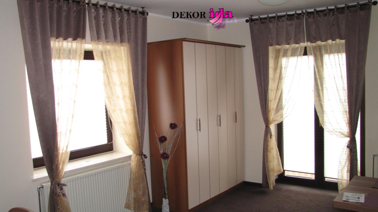 nabrane ali klasicne zavese - tende classiche dekor ida (12)