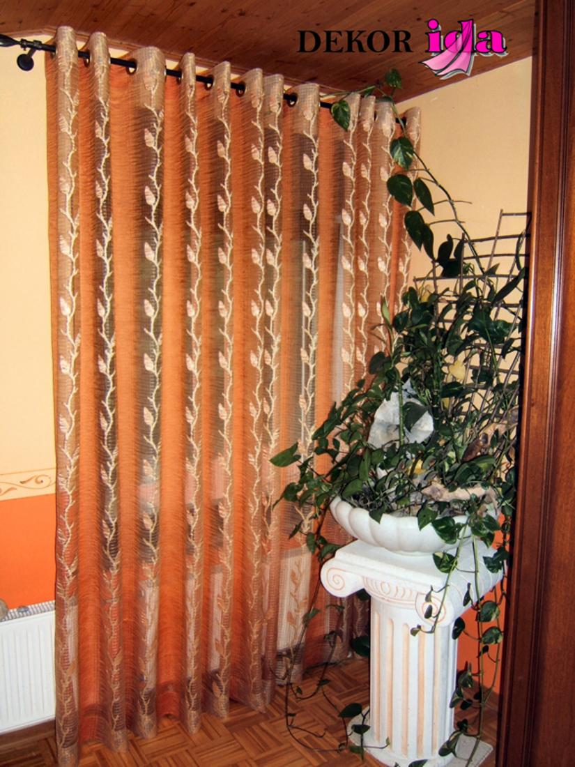 nabrane ali klasicne zavese - tende classiche dekor ida (6)